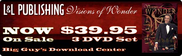 Tommy Wonder Visions of Wonder Set (Vol 1 thru 3) video DOWNLOAD