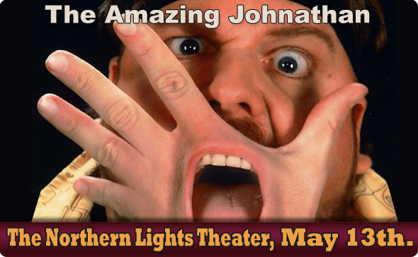 The Amazing Johnathan Live in Milwaukee, WI