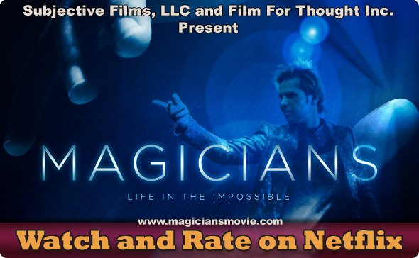 Magicians - Life in the Impossible