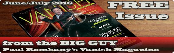 Vanish Magazine #25