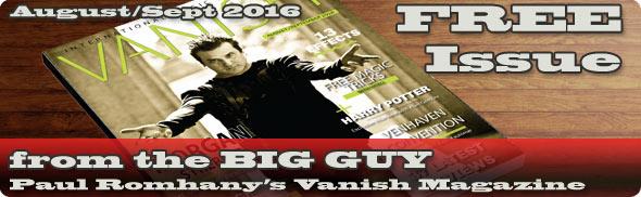 Vanish Magazine #27