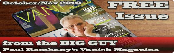 Vanish Magazine #28