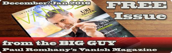Vanish Magazine #29