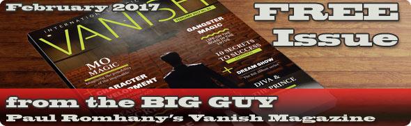 Vanish Magazine #31